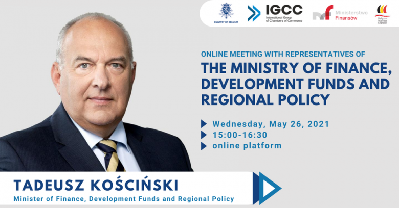 PANEL con il Ministro Tadeusz Kościński