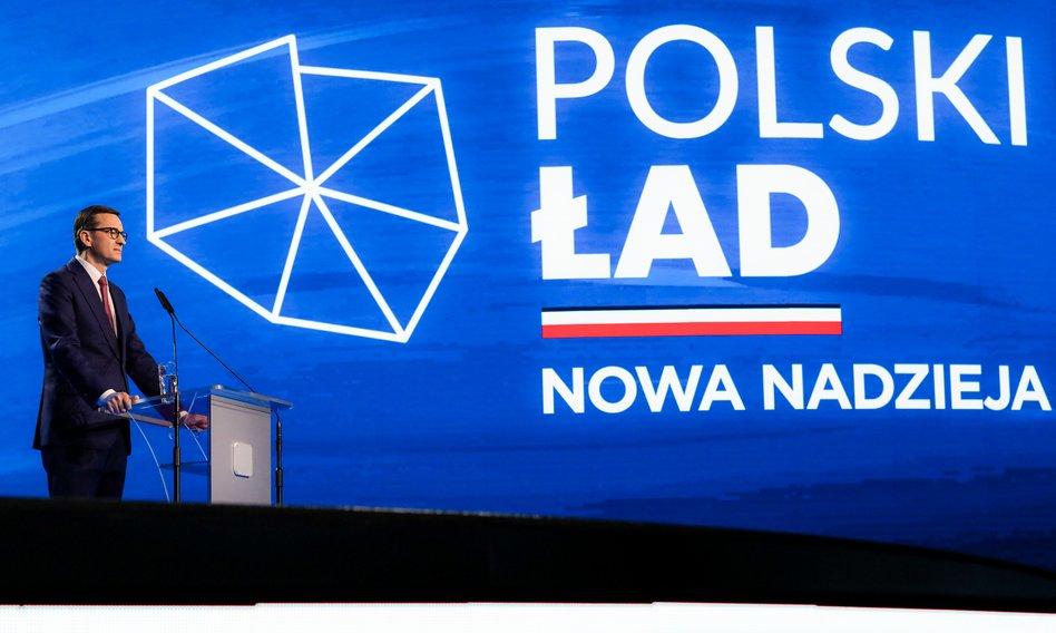 """""""Polski Ład"""" – społeczno-gospodarczy program polskiego rządu na najbliższe lata"""