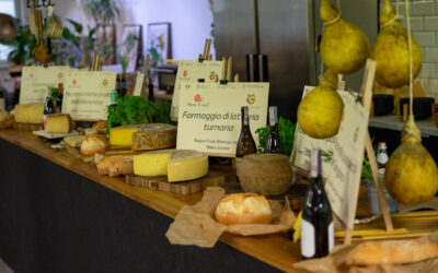 Formaggi e vini italiani – Masterclass True Italian Taste per negozianti, media e blogger