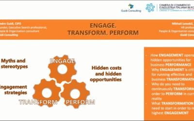 Zaangażowanie jako model zarządzania skoncentrowany na kapitale ludzkim