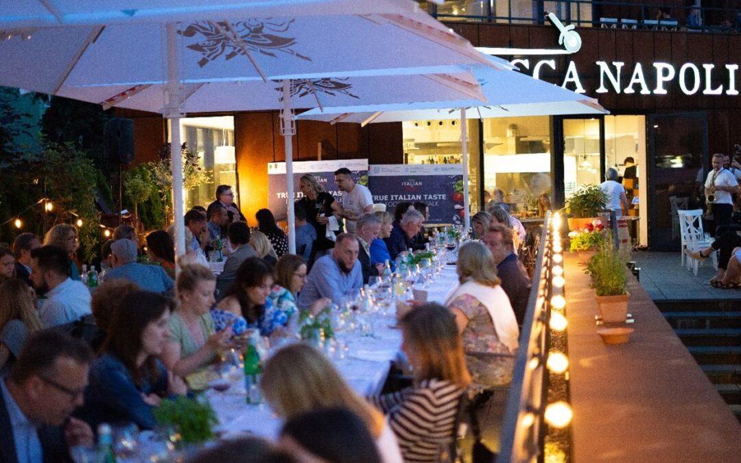 Włoski wieczór – Authentic Italian Table w Warszawie