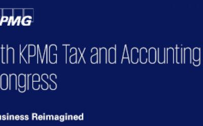Kongres Podatków i Rachunkowości KPMG