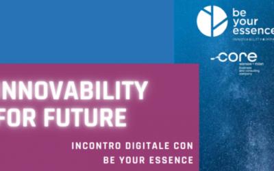 Innovability For Future– Webinar con Oscar Di Montigny