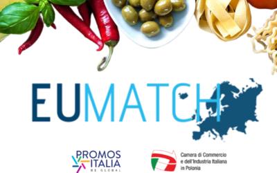 Propozycja dla importerów/ dystrybutorów rolno-spożywczych (kupców): spotkania B2B onlinez ponad 200 włoskimi firmami.