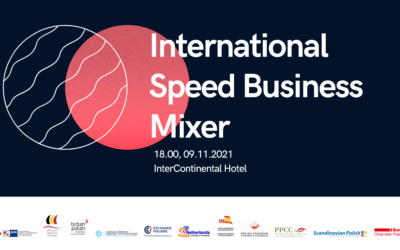 International Speed Business Mixer 2021